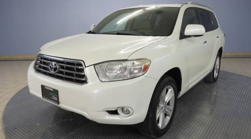 2010 Toyota Highlander for sale at Hagan Automotive in Chatham IL