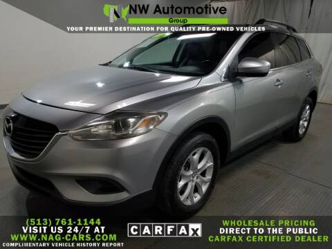 2014 Mazda CX-9 for sale at NW Automotive Group in Cincinnati OH