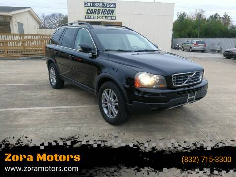 2010 Volvo XC90 for sale at Zora Motors in Houston TX