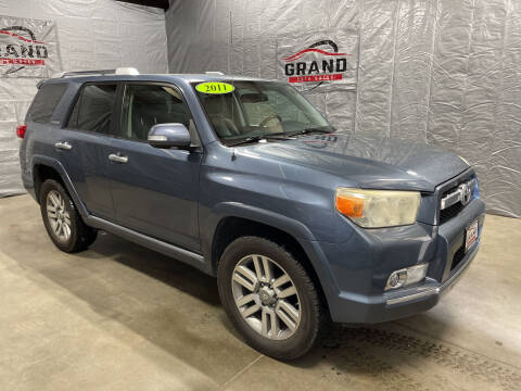 2011 Toyota 4Runner for sale at GRAND AUTO SALES in Grand Island NE