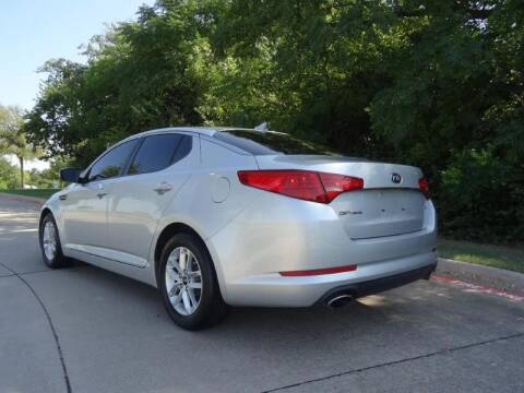 2011 Kia Optima for sale at 123 Car 2 Go LLC in Dallas TX