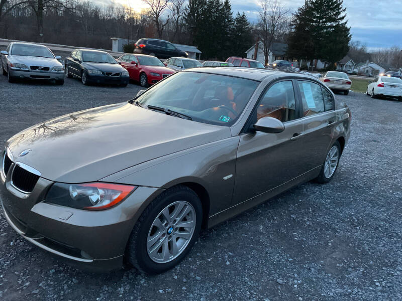 2007 BMW 3 Series for sale at DOUG'S USED CARS in East Freedom PA