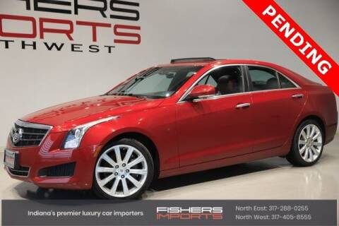 2014 Cadillac ATS for sale at Fishers Imports in Fishers IN