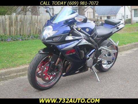 2007 Suzuki GSX-R750K7 for sale at Absolute Auto Solutions in Hamilton NJ