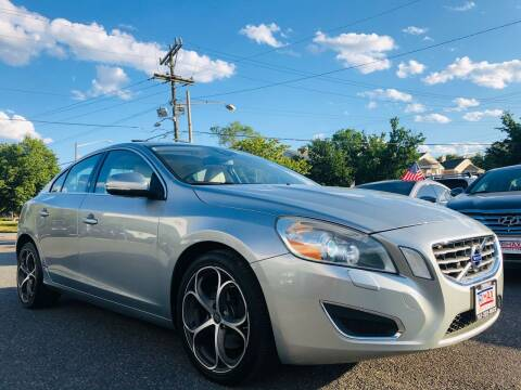 2011 Volvo S60 for sale at Trimax Auto Group in Norfolk VA