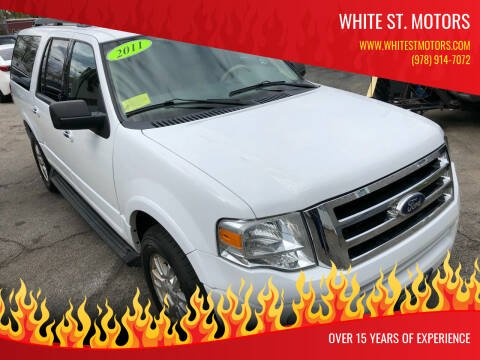 2011 Ford Expedition EL for sale at White St. Motors in Haverhill MA