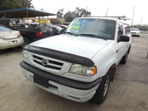 2003 Mazda Truck for sale at SCOTT HARRISON MOTOR CO in Houston TX
