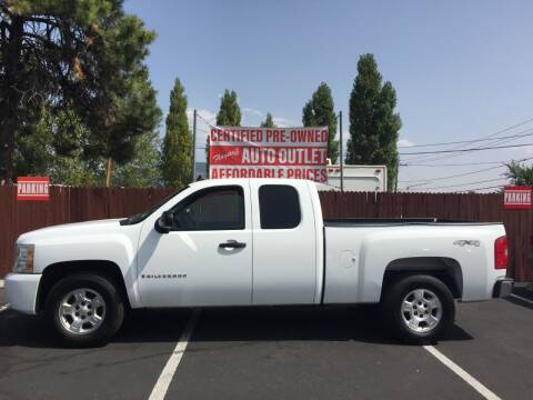 2009 Chevrolet Silverado 1500 for sale at Flagstaff Auto Outlet in Flagstaff AZ