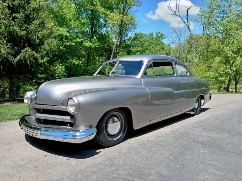 1951 Mercury Zephyr for sale at PMC GARAGE in Dauphin PA