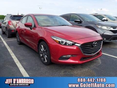 2018 Mazda MAZDA3 for sale at Jeff D'Ambrosio Auto Group in Downingtown PA