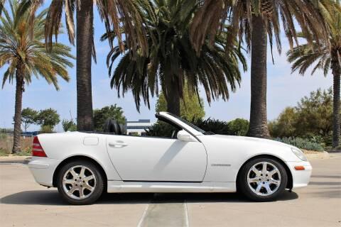 2001 Mercedes-Benz SLK for sale at Miramar Sport Cars in San Diego CA