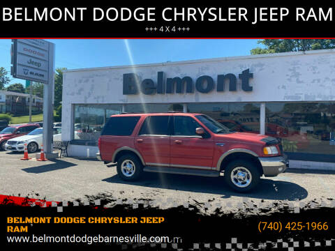 2001 Ford Expedition for sale at BELMONT DODGE CHRYSLER JEEP RAM in Barnesville OH