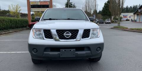 2008 Nissan Frontier for sale at Seattle Motorsports in Shoreline WA