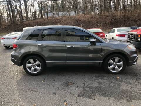 2008 Acura RDX for sale at 22nd ST Motors in Quakertown PA
