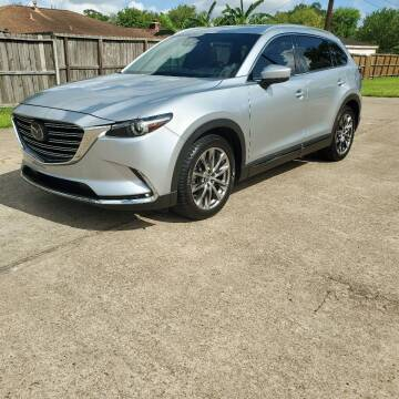 2016 Mazda CX-9 for sale at MOTORSPORTS IMPORTS in Houston TX