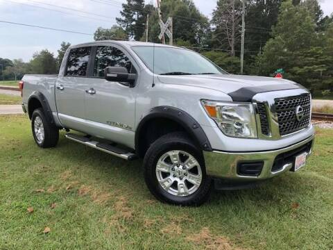 2018 Nissan Titan for sale at Automotive Experts Sales in Statham GA