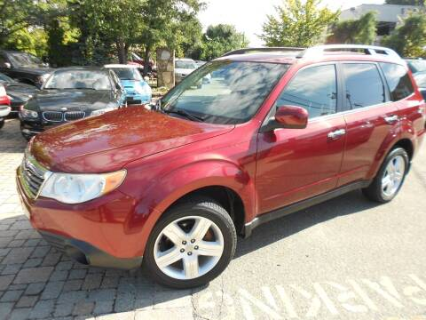 2009 Subaru Forester for sale at Precision Auto Sales of New York in Farmingdale NY
