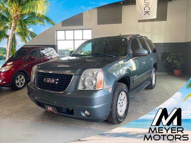 2009 GMC Yukon for sale at Meyer Motors in Plymouth WI