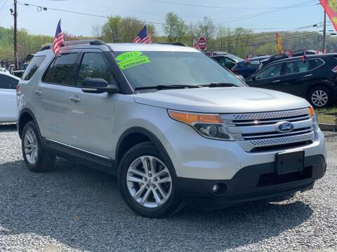 2015 Ford Explorer for sale at A&M Auto Sale in Edgewood MD
