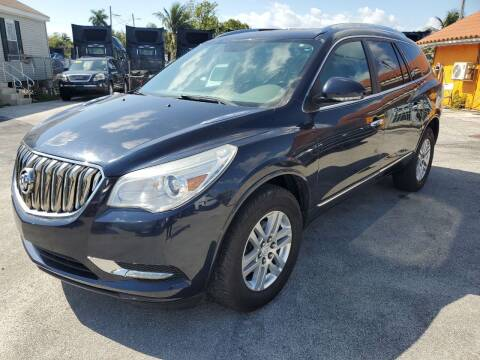 2015 Buick Enclave for sale at VC Auto Sales in Miami FL