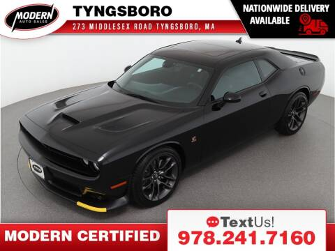 2020 Dodge Challenger for sale at Modern Auto Sales in Tyngsboro MA