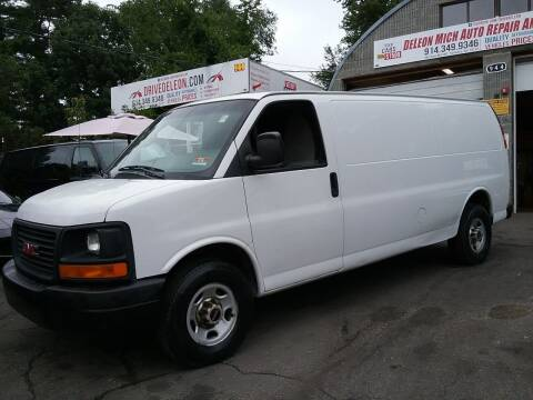 2011 GMC Savana Cargo for sale at Drive Deleon in Yonkers NY
