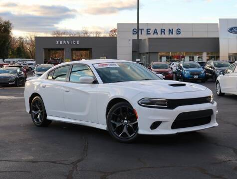 2019 Dodge Charger for sale at Stearns Ford in Burlington NC