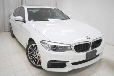 2018 BMW 5 Series for sale at EMG AUTO SALES in Avenel NJ