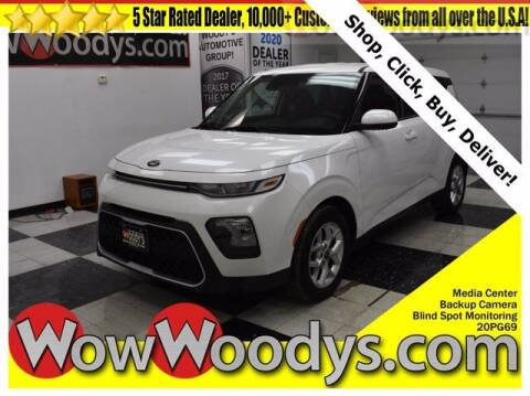 2020 Kia Soul for sale at WOODY'S AUTOMOTIVE GROUP in Chillicothe MO