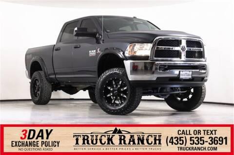 2017 RAM Ram Pickup 2500 for sale at Truck Ranch in Logan UT
