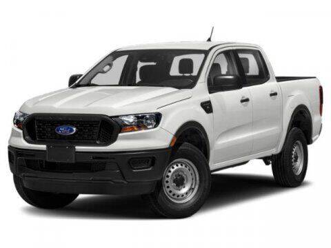 2021 Ford Ranger for sale at King's Colonial Ford in Brunswick GA