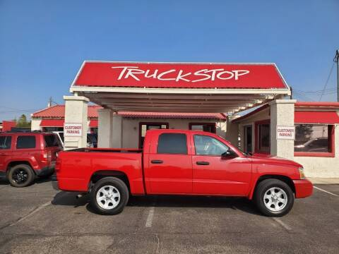 2007 Dodge Dakota for sale at TRUCK STOP INC in Tucson AZ