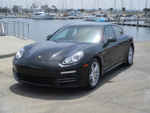 2015 Porsche Panamera for sale at Convoy Motors LLC in National City CA