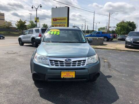 2011 Subaru Forester for sale at VP Auto Enterprises in Rochester NY