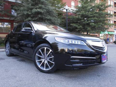 2015 Acura TLX for sale at H & R Auto in Arlington VA