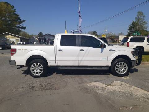 2013 Ford F-150 for sale at PIRATE AUTO SALES in Greenville NC
