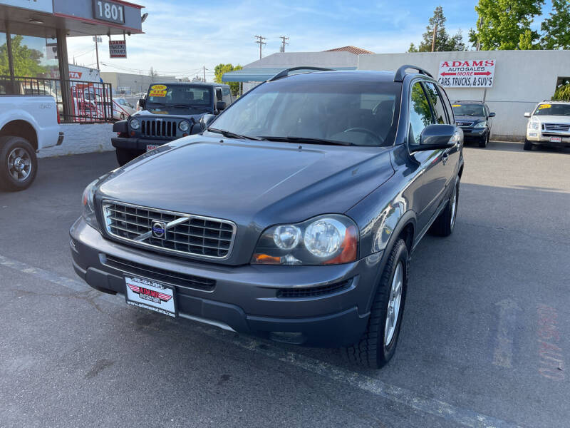 2008 Volvo XC90 for sale at Adams Auto Sales in Sacramento CA