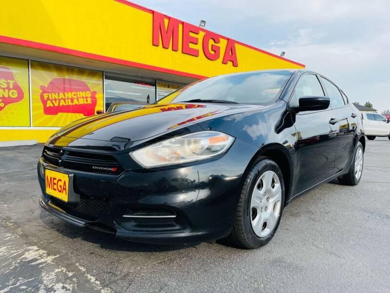 2014 Dodge Dart for sale at Mega Auto Sales in Wenatchee WA
