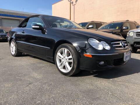 2008 Mercedes-Benz CLK for sale at Cars 2 Go in Clovis CA