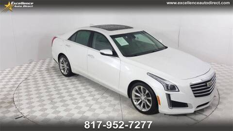 2018 Cadillac CTS for sale at Excellence Auto Direct in Euless TX