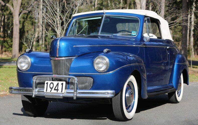 1941 Ford Deluxe for sale in Lakewood, NJ