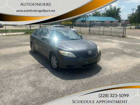 2009 Toyota Camry for sale at Autofinders in Gulfport MS