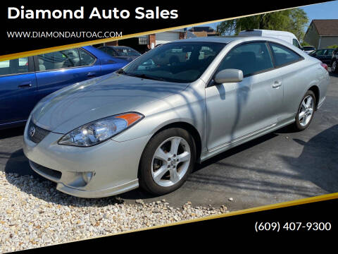 2004 Toyota Camry Solara for sale at Diamond Auto Sales in Pleasantville NJ