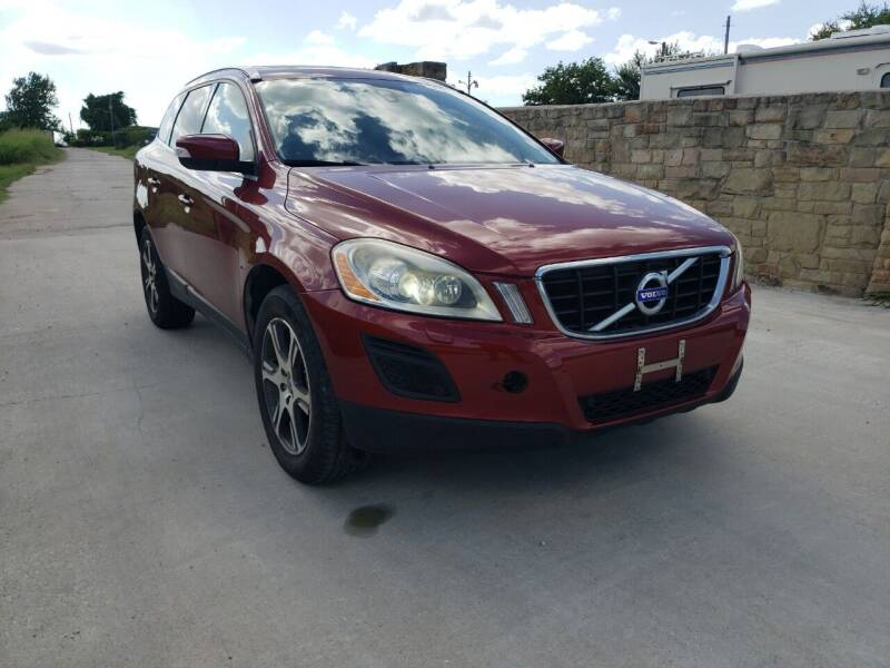 2011 Volvo XC60 for sale at Hi-Tech Automotive - Kyle in Kyle TX