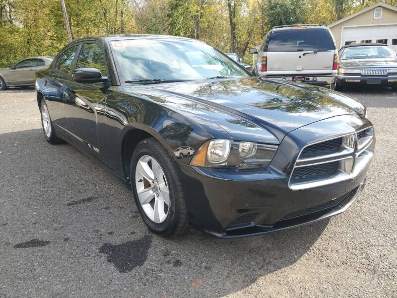 2012 Dodge Charger for sale at CENTRAL GROUP in Raritan NJ