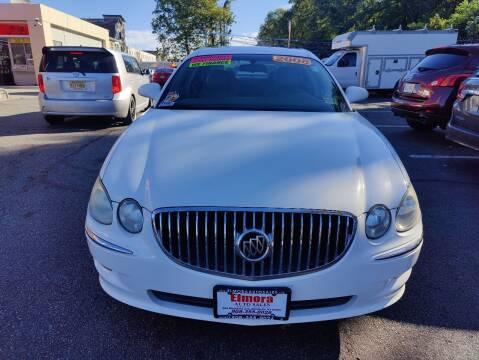 2008 Buick LaCrosse for sale at Elmora Auto Sales in Elizabeth NJ