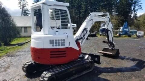 2010 Takeuichi TB138FR for sale at DirtWorx Equipment - Used Equipment in Woodland WA