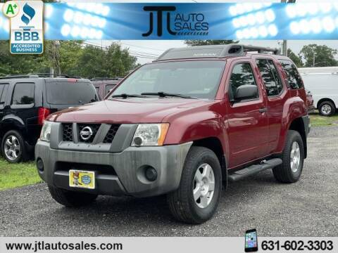 2008 Nissan Xterra for sale at JTL Auto Inc in Selden NY