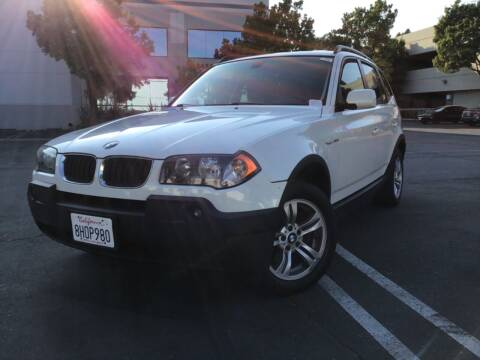 2005 BMW X3 for sale at Tri City Auto Sales in Whittier CA
