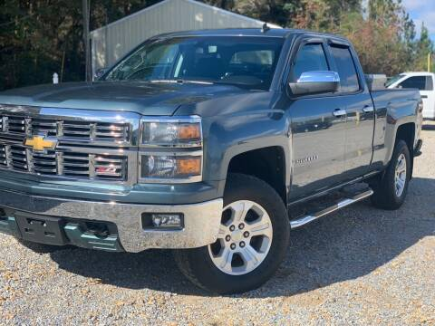 2014 Chevrolet Silverado 1500 for sale at Quality Auto of Collins in Collins MS